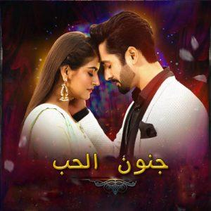 المسلسل الباكستاني جنون الحب مترجم