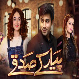 المسلسل الباكستاني صدقة الحب مترجم